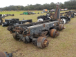 LOT 4958 -- CHASSIS CUT OFF