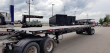 MANAC 48X102 STEEL FLATBED TRAILER - AIR RIDE, SLIDING AXLE