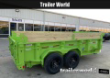 2020 DIAMOND C LPD 14' COMMERCIAL GRADE LOW PROFILE DUMP TRAILER STOCK# 9019