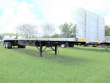 UTILITY 48X102 COMBINATION FLATBED TRAILER - SPRING, SLIDING AXLE