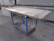 CUSTOM METAL TROLLEY HAND PALLET TRUCK BY AUCTION