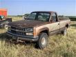 1989 CHEVROLET SILVERADO 2500