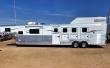 2021 4-STAR TRAILERS LIVING QUARTER HORSE TRAILERS HORSE TRAILER