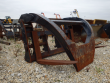 """2013 TAG 106"""" X 60"""" PADDLE CLAMP FORKS ATTACHMENTS"""