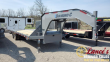 2021 DIAMOND C 25' (20'+5') EQUIPMENT TRAILER