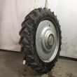 380/90R54 GOODYEAR FARM DT800 SUPER TRACTION R-1W ON 10-HOLE WHEEL