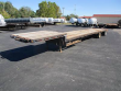 LUFKIN 53X102 TANDEM AXLE STEEL DROP DECK TRAILER - AIR RIDE, SPREAD AXLE