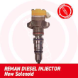 10R1262 (3126) DIESEL INJECTOR - NEW SOLENOID – + CORE CHARGE FREE SHIPPING