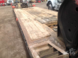 2001 ETNYRE 53X102 LOWBOY TRAILER - 55 TON, 25FT WELL, HYDRAULIC DETACH, NON-GROUND BEARING, TRI-AXLE, OUTRIGGERS
