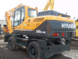 2014 HYUNDAI ROBEX 210W