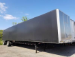 MANAC 53 FT COMBO LEGEND SD W/ FASTRACK ROLLING TARP SYS 53X102 TANDEM AXLE COMBINATION FLATBED TRAILER, AIR RIDE, SLIDING SPREAD AXLE