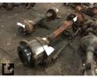COLEMAN RA 30 AXLE ASSEMBLY, FRONT (DRIVING)
