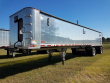 2019 MAC TRAILER 39 FT FRAMELESS END DUMP TRAILER - TANDEM AXLE, ALUMINUM, AIR RIDE