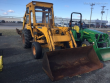 JOHN DEERE LOADER BACKHOES 300