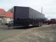 8 X 24 CARHAULER ENCLOSED BLACKOUT TRAILER 10K LC
