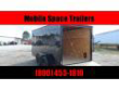 2019 COVERED WAGON TRAILERS 7X16 BLACKOUT RAMP DOOR ENCLOSED CARGO TRAILER STOCK# ECCW1075