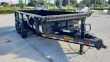 2021 BIG TEX TRAILERS 14LP-14BK6SIRPD HEAVY DUTY LOW PROFILE DUMP TRAILER
