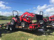 2020 MAHINDRA PKG 3 34 HP 1635 SST WITH LOADER EQUIPMENT