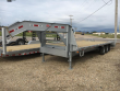 "2019 GR TRAILERS TANDEM AXLE GOOSE-NECK DECK-OVER TRAILERS 14,000LB. 102"" X 19+5"