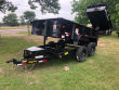 2018 BIG TEX TRAILERS BIG TEX 10' DUMP TRAILER