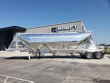 MAC TRAILER 1600 LOADED FOOD GRADE TRAILER FOR LEASE DRY BULK / PNEUMATIC TANK TRAILER