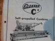 GLEANER CII