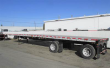 WILSON 48X102 COMBINATION FLATBED TRAILER - AIR RIDE