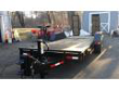 1996 SKID STEER TRAILER 10,000 LBS