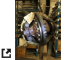 DODGE RA115R563 DIFFERENTIAL ASSEMBLY REAR REAR