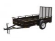 CARRY-ON 5X10 SSG UTILITY TRAILER STOCK# 45286CO