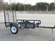 CARRY-ON 4' X 6' ALL MESH UTILITY TRAILER