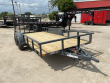 """2021 BCI 16 FT. 83"""" TANDEM AXLE UTILITY TRAILER"""