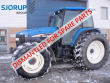 2001 NEW HOLLAND TM140