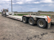 2013 TRAIL KING DOUBLE DROP DECK TRAILER - 50 TON, 27FT WELL, HYDRAULIC DETACH, NON-GROUND BEARING, PONY MOTOR, TRI-AXLE, ALUMINUM SLIDE OUTRIGGERS