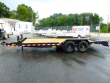 BIG TEX TRAILERS 7' X 18' EQUIPMENT TRAILER 14K