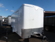 2018 CONTINENTAL CARGO 7 X 16 7K RAMP WHITE