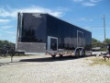 8 X 24 LOOKRACE PACKAGE CARHAULER TRAILER