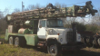 1986 CHICAGO PNEUMATIC T650 DRILL RIG