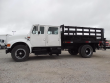 1994 IHC 4600 STAKE BED
