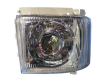 ISUZU NLR LEFT HAND HEAD LAMP H.I.D POA