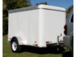 PACE JOURNEY 5X8 ENCLOSED CARGO TRAILER