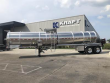 POLAR 8400 GALLON DOT 407 FOR LEASE OR PURCHASE CHEMICAL / ACID TANK TRAILER