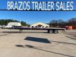 BRAZOS 48X102 COMBINATION FLATBED TRAILER - AIR RIDE, FIXED SPREAD AXLE