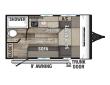 2021 K-Z RV SPORTSMEN CLASSIC 130