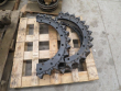 FIAT NEW SECTOR SPROCKET FOR -ALLIS HITACHI FL175 Y FL14 TRACK