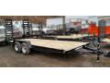2020 QUALITY 18' ECONO EQUIPMENT HAULER - NO DOVE TAIL STOCK# QT2500