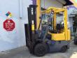 2002 UNICARRIERS FG15