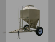 HEAVYBILT 1 TON FEED BUGGY