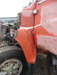1985 FORD 8000 FENDER EXTENSION