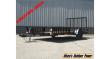 "2021 H&H 82"" X 14' RS STEEL ATV TRAILER W/ SIDE LOAD"